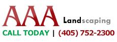 AAA Landscaping Logo